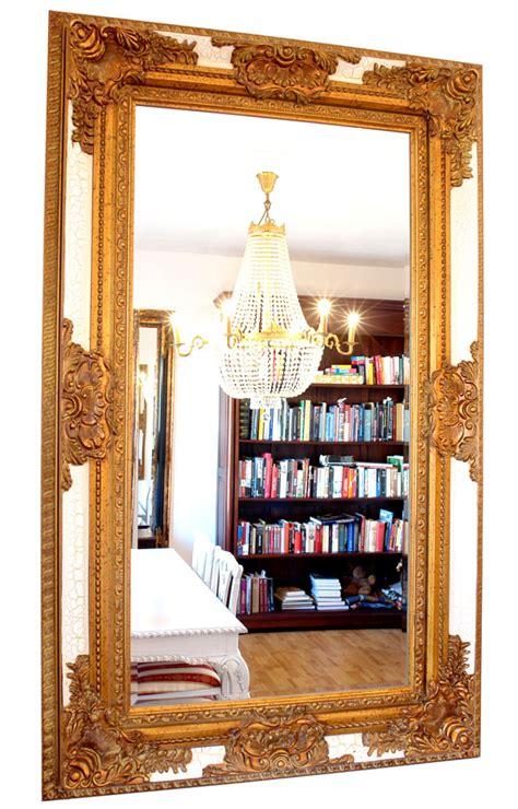 baroque mirror stack louis xv style rococo glass