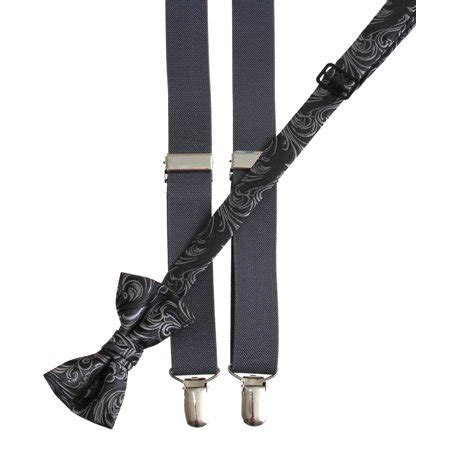 colored suspenders tuxgear colored suspender and imperial paisley bow