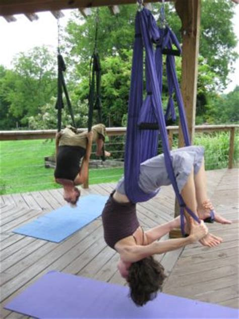 yoga inversion swing yoga inversion swing new fairly made in bali