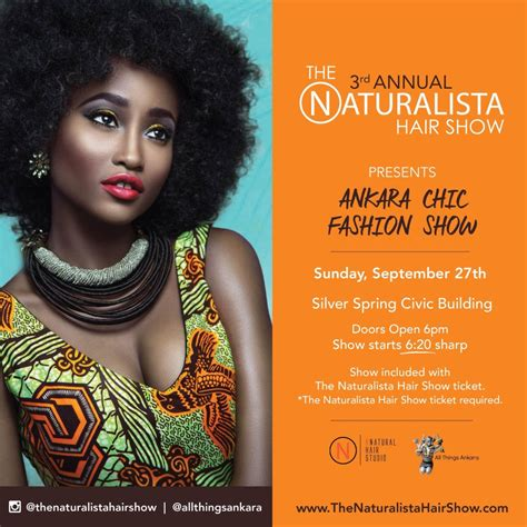 hair show 2015 hair show the 3rd annual naturalista hair show 2015