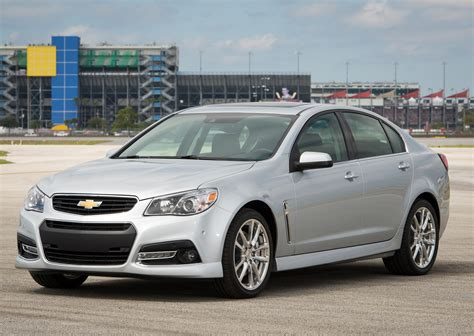 chevrolet ss is the 2014 chevrolet ss the cadillac cts v for the rest