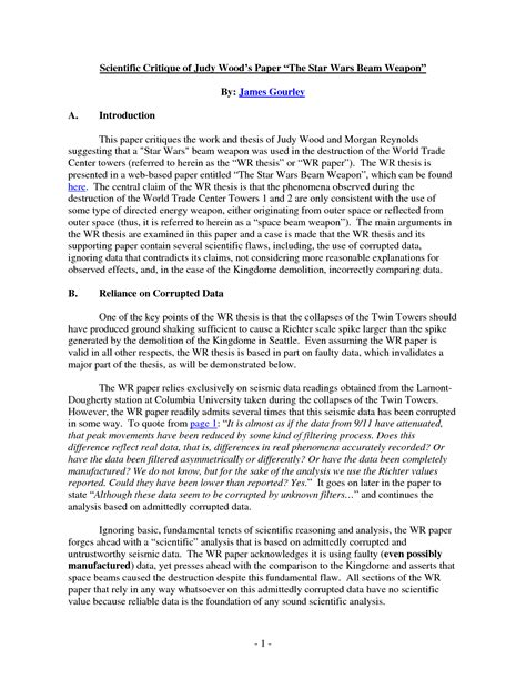 How To Make Critique Paper - best photos of critique paper sle book critique essay