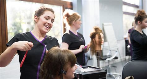 hairdressing east kent college