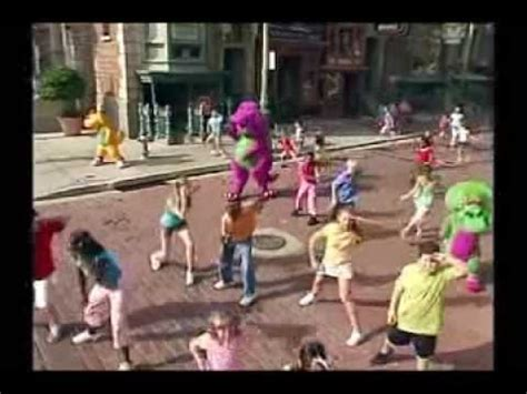 barney boogie  video youtube