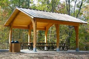 Outdoor Shelter Plans Pittsboro Parks October 2011