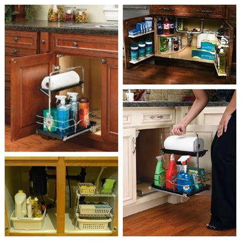 Kitchen Cabinet Cleaning Products by How To Store Cleaning Products House Cleaning Fort