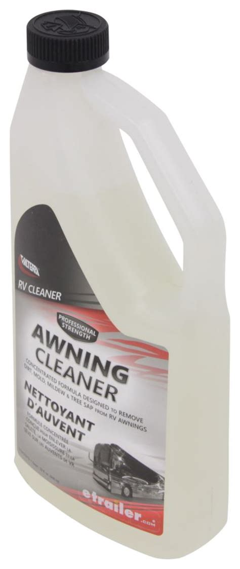 awning cleaner reviews valterra rv awning cleaner 32 oz bottle valterra