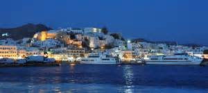 my first impression of naxos greece by the seat of my skirt