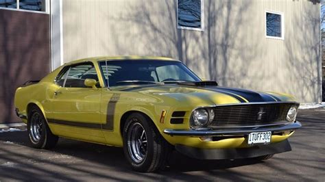 Auto Mustang Boss 302 by Find Of The Week 1970 Ford Mustang Boss 302 Autotrader Ca