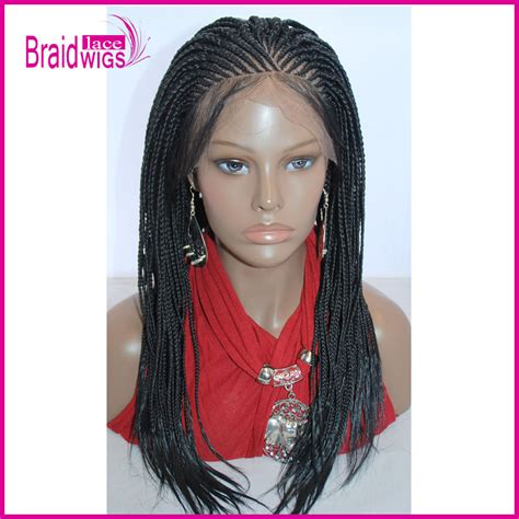 micro braided wigs for black women micro braided lace front wigs for black women view micro