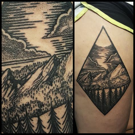 bound by design tattoo beautiful colorado flat irons venice