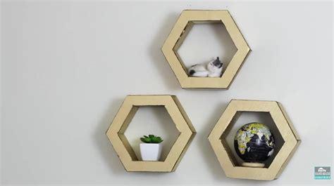 hexagon style six sided decor with geo flair