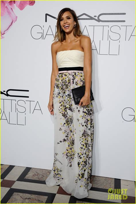 13 Tips On How To Glam Up 15 Minutes by Sized Photo Of Alba Serves Summer Glam At