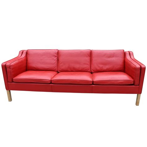 1980s couch b 248 rge mogensen sofa model 2213 fredericia furniture