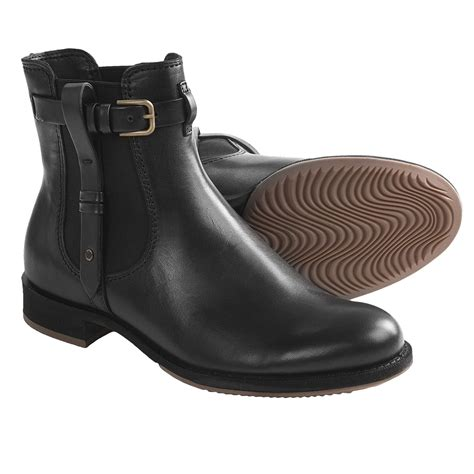 ecco saunter chelsea boots leather for save 31