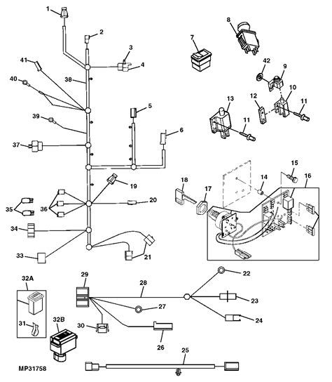 wiring diagram pictures collection of deere l130