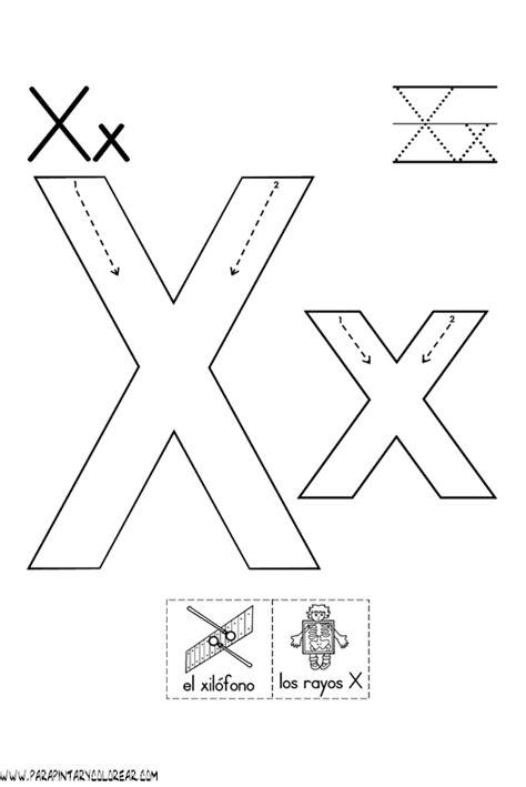 imagenes que inicien con la letra x el abecedario dibujos para colorear ciclo escolar
