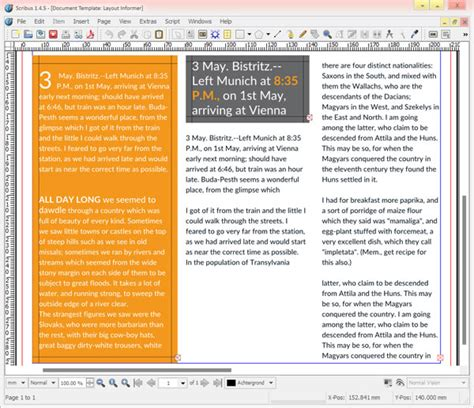 scribus templates free alternatives to adobe creative cloud