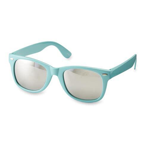 Jo In Retro Sunglasses Gold silver plastic sunglasses kmart