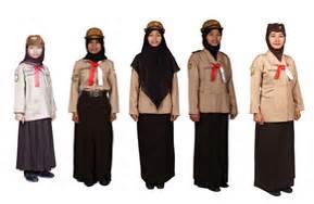 Seragam Pramuka Untuk Pembina sejarah seragam pramuka