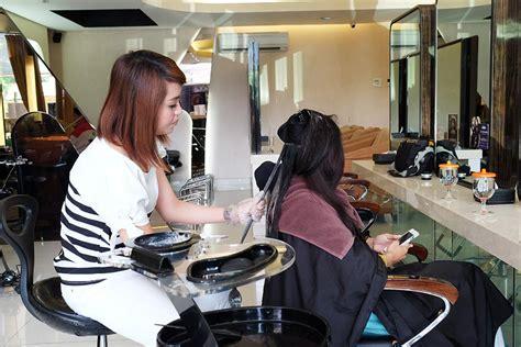 Rambut Sambungan Di Salon Jakarta pengalaman mencoba hair coloring di pointcut salon jakarta