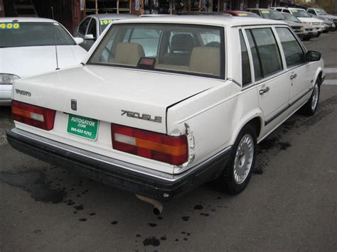 1990 volvo 760 for sale stk r5715 autogator