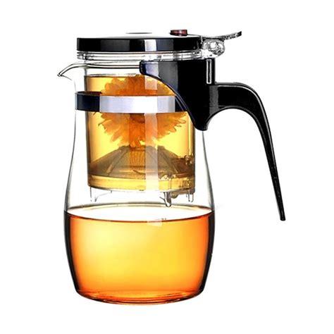 Perlengkapan Minum Teh Vicenza jual coffee and tea infuser pot perlengkapan minum kopi