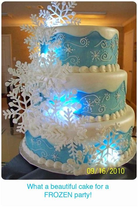 frozen birthday theme decorations frozen cake ideas frozen themed cakes crustncakes