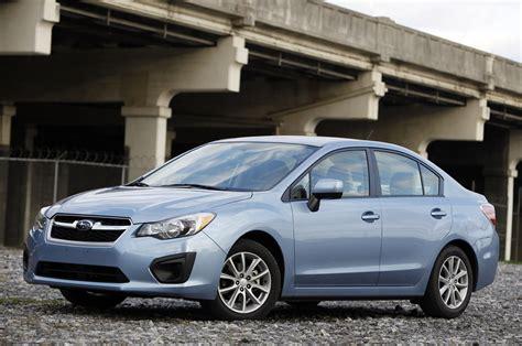 2012 Subaru Impreza Review   Autoblog