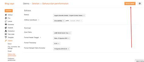 blogger earnings cara memunculkan menu navigasi earnings di blogger brotutor