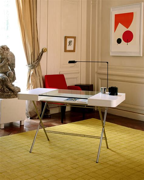 Focal Point For Contemporary Home Offices Cosimo Desk Modern Desk For Home Office