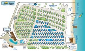 south rv parks map santee lakes cground cing in south carolina