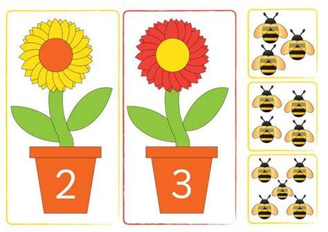 printable numbers eyfs teacher s pet making 10 bees premium printable