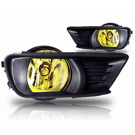 2007 toyota camry light replacement 2007 2009 toyota camry oem style replacement fog lights