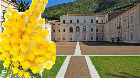 reggia di caserta ingresso gratuito caserta l 8 marzo il belvedere di san leucio ad ingresso