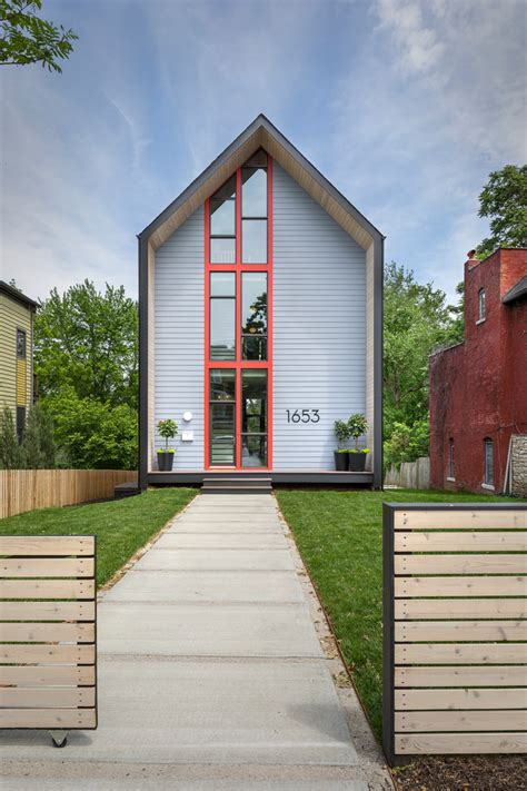 a simple modern home for a family in kansas city