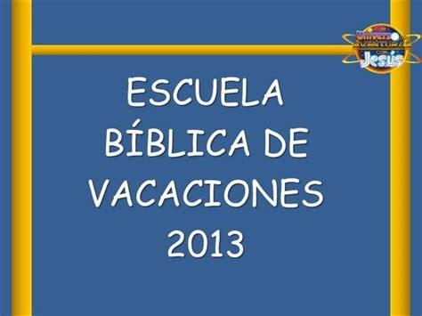 escuela biblica de vacaciones adventista escuela biblica de vacaciones 2013 manualidades mejor