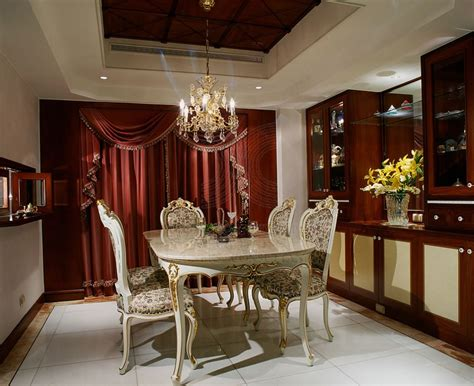 Interior Decoration For Dining Room by