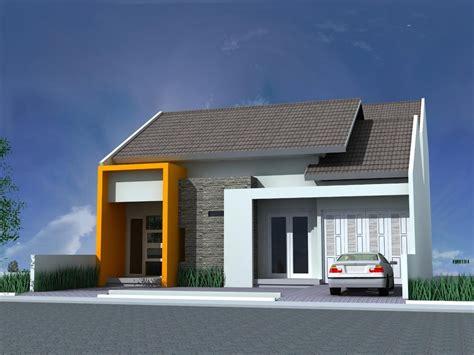 membuat rumah cantik 70 contoh desain rumah idaman cantik sederhana renovasi