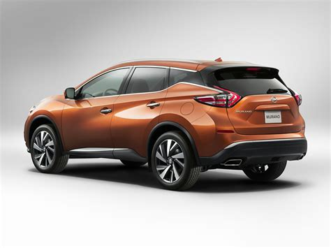 nissan murano 2016 nissan murano price photos reviews features