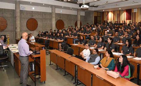 Executive Mba Iima by Iim Ahmedabad S 12th Pgpx Batch Inaugurated