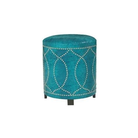 turquoise round ottoman 17 best images about studio inspiration on pinterest