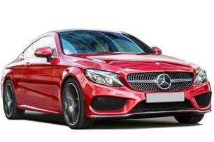 Mercedes Class Mercedes C Class Coupe Review Carbuyer