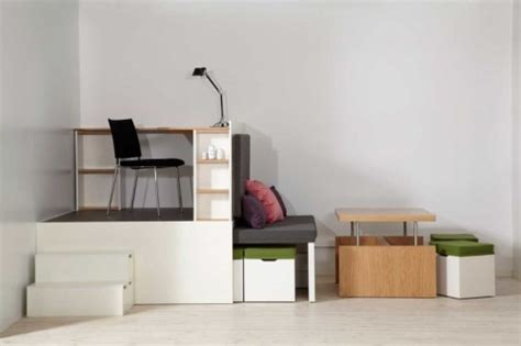 multifunctional furniture for small spaces multifunctional matroshka furniture set for small spaces