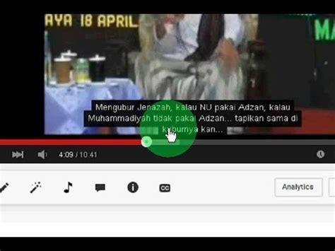 film subtitle indonesia di youtube cara translate subtitle film english ke indonesia cara