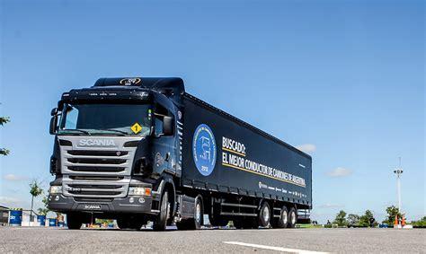scania busca al mejor conductor de camiones de argentina