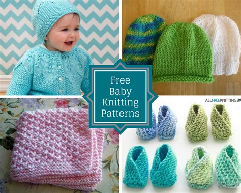 free knitting patterns for baby 75 free baby knitting patterns allfreeknitting
