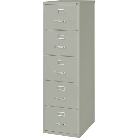 5 vertical file lorell commercial grade vertical file