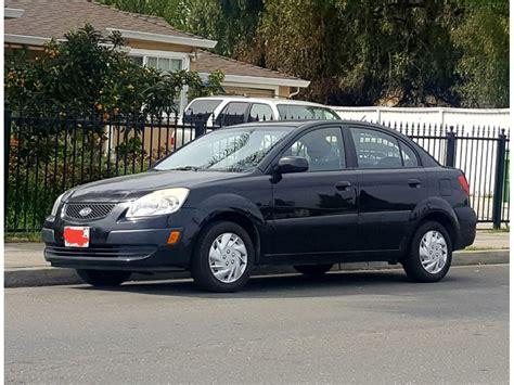 Kia For Sale By Owner Used 2008 Kia Car Sale In Hayward Ca 94557