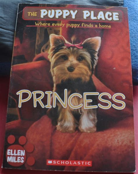 yorkie books yorkie puppy story the puppy place book princess needs a new home children